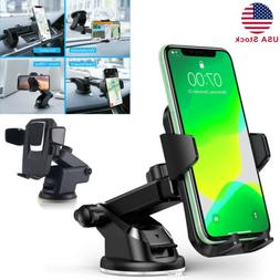 360° Mount Holder Car Windshield Stand For iPhone Samsung M