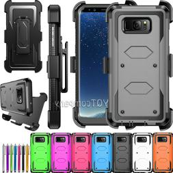 For Samsung Galaxy S9 Plus/S8/S7/S6 edge S10 Shockproof Hybr