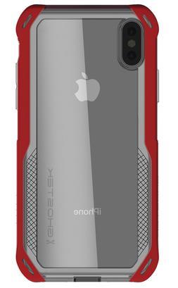 For Apple iPhone X XR XS Max Case | Ghostek CLOAK Clear Shoc