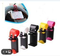 Blue Cell Phone Holder, Car Accessories