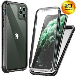 Case For iPhone 11/11 Pro Max 360° Full Body + Screen Prote