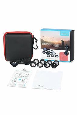 cell phone camera lens kit 10 in
