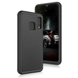 Cell Phone Case for Samsung A10E2019 Shock Absorbing Dual La