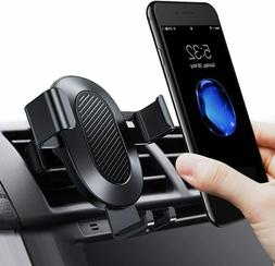TORRAS Cell Phone Holder for Car, Auto-Clamping Air Vent Car