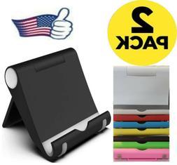Cell Phone Stand Foldable Desk Holder Mount Dock Cradle for