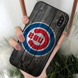 chicago cubs mlb phone case cover