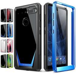 Essential PH-1 Phone Case | Poetic  Clear TPU Bumper Shockpr