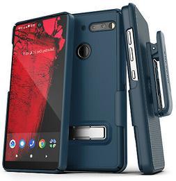 Encased Essential Phone PH-1 Belt Clip Case, Slim Cover w Ki