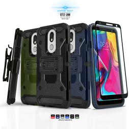 for LG STYLO 5 / 4 / 4 PLUS, Tank Cover Phone Case & Holster