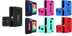 Hybrid Dual Case Cover for Alcatel Pulsemix / A50 / A5 / 508