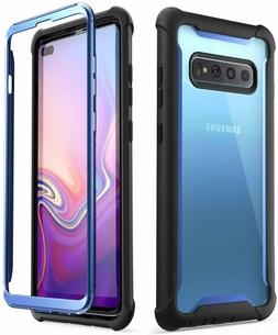 i-Blason For Samsung Galaxy S10+ Plus, Ares Series Clear Bum