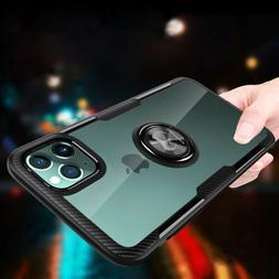 For iPhone 7 8 Plus X XR XS 11/12 Mini Pro Max Clear Case Sh