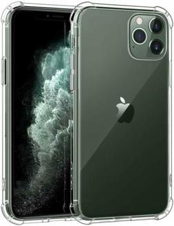 iPhone 11, 11 Pro, 11 Pro Max Case MoKo Liquid Crystal Clear