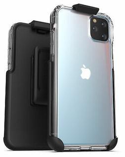 iPhone 11 / Pro Max Belt Clip Case Ultra Slim Clear Back Cov