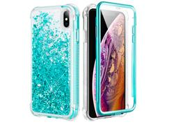 Caka iPhone X / Xs Case 360 with Built in Screen Protector S