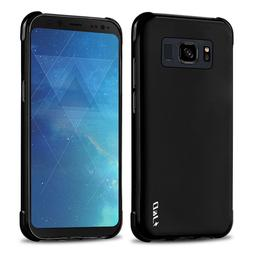 J&D Samsung Galaxy S8 Active  Jelly Protective Cover Case