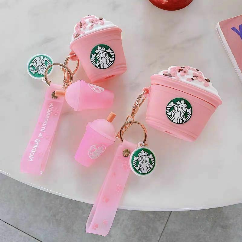 AirPods Case Silicone Cute Protective 3