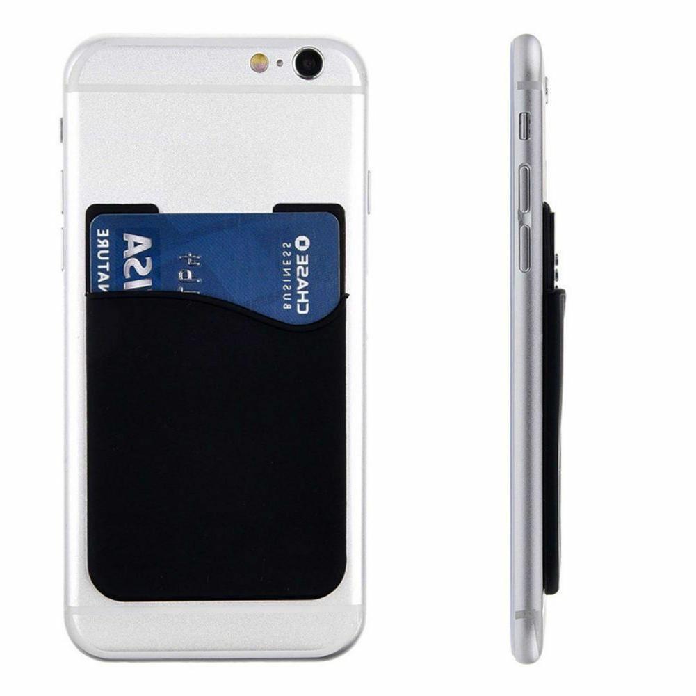 Adhesive Pocket Case
