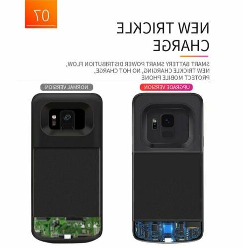 8000mAh S7 / Charging Case