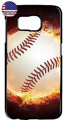 New Baseball Theme Sport Fan Case Cover For Galaxy S8 S9 Plu
