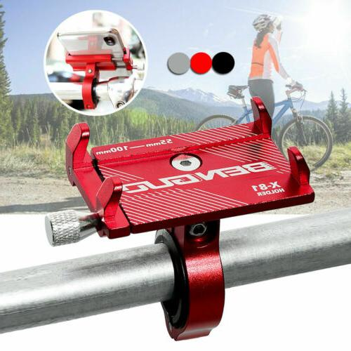 Aluminum Bicycle Holder Motorcycle MTB Cell Phone