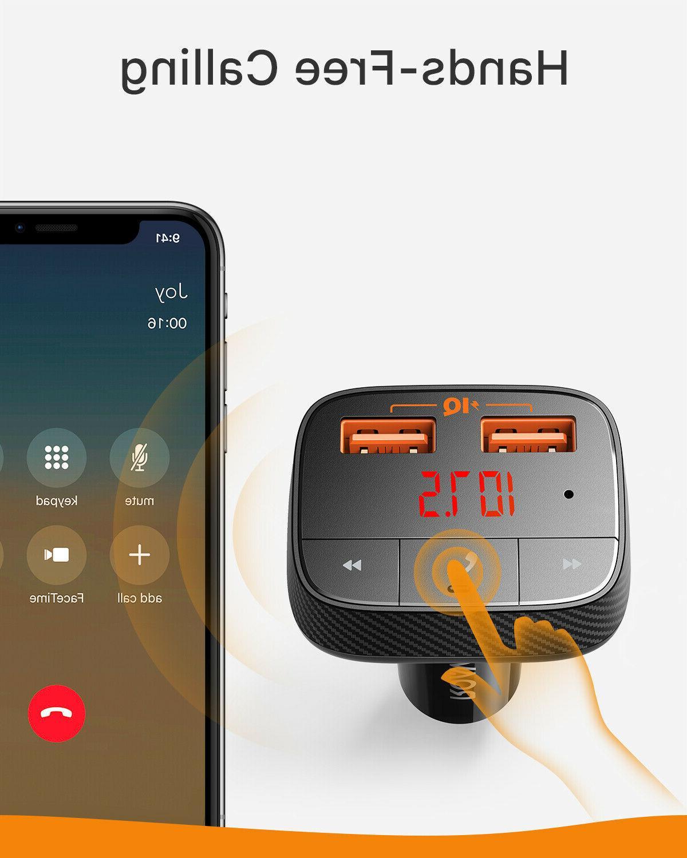 Anker Car Bluetooth Adapter Hand-Free