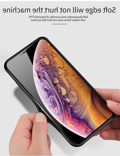 For Apple iPhone 11 Pro Pattern Tempered Glass Case Cover