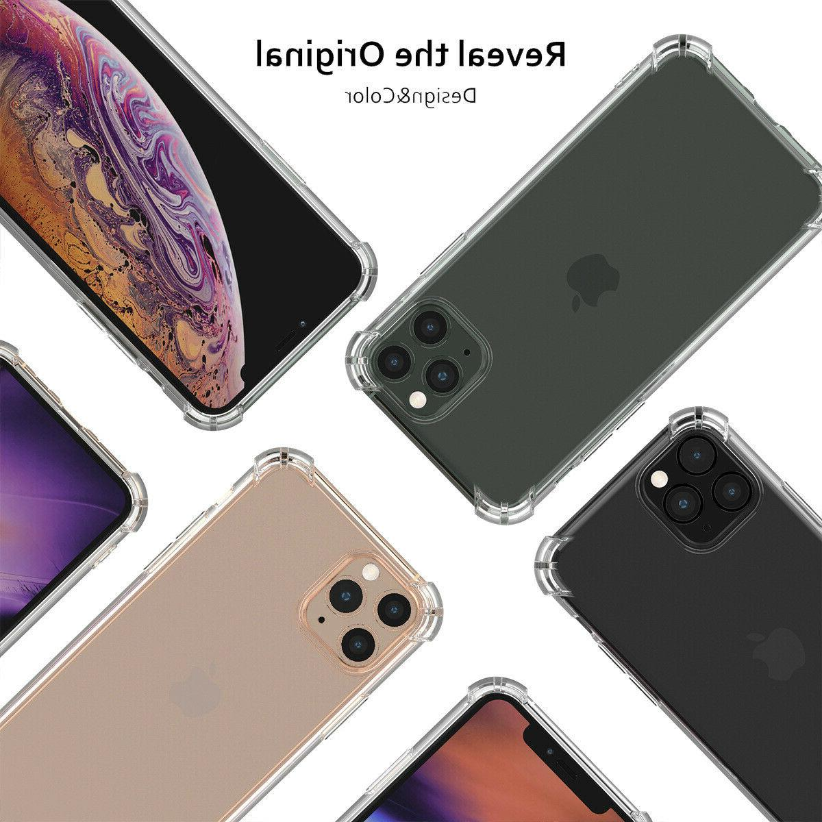 For iPhone 12 11 Plus XS MAX Shockproof