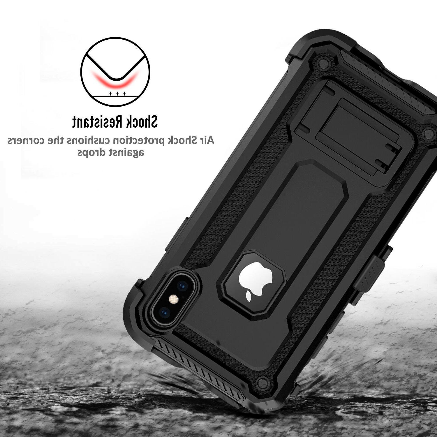 For XS Max/XR/X Rugged Case Belt