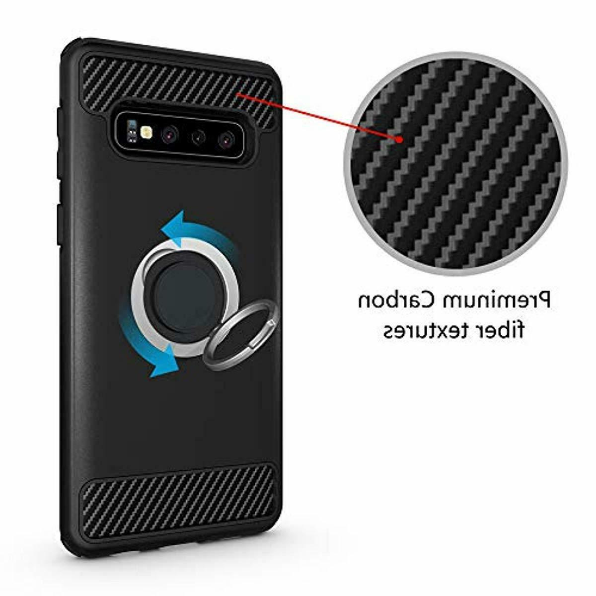 Asuwish Phone Case with Tempered Glass Protec