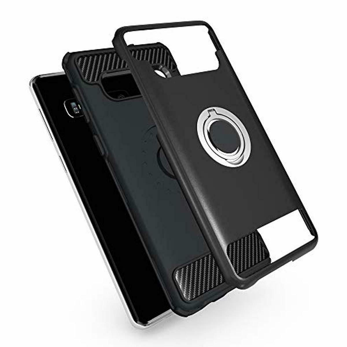 Asuwish Case for Samsung S10 with Tempered Glass Protec