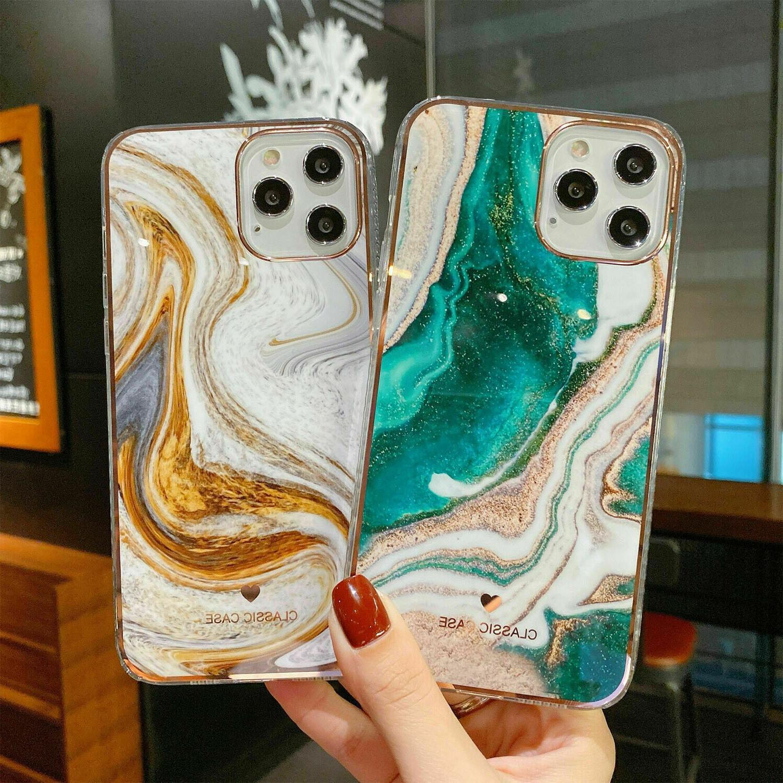 Bling Glitter Case Girls Phone 12 Pro 11 7 8 XS