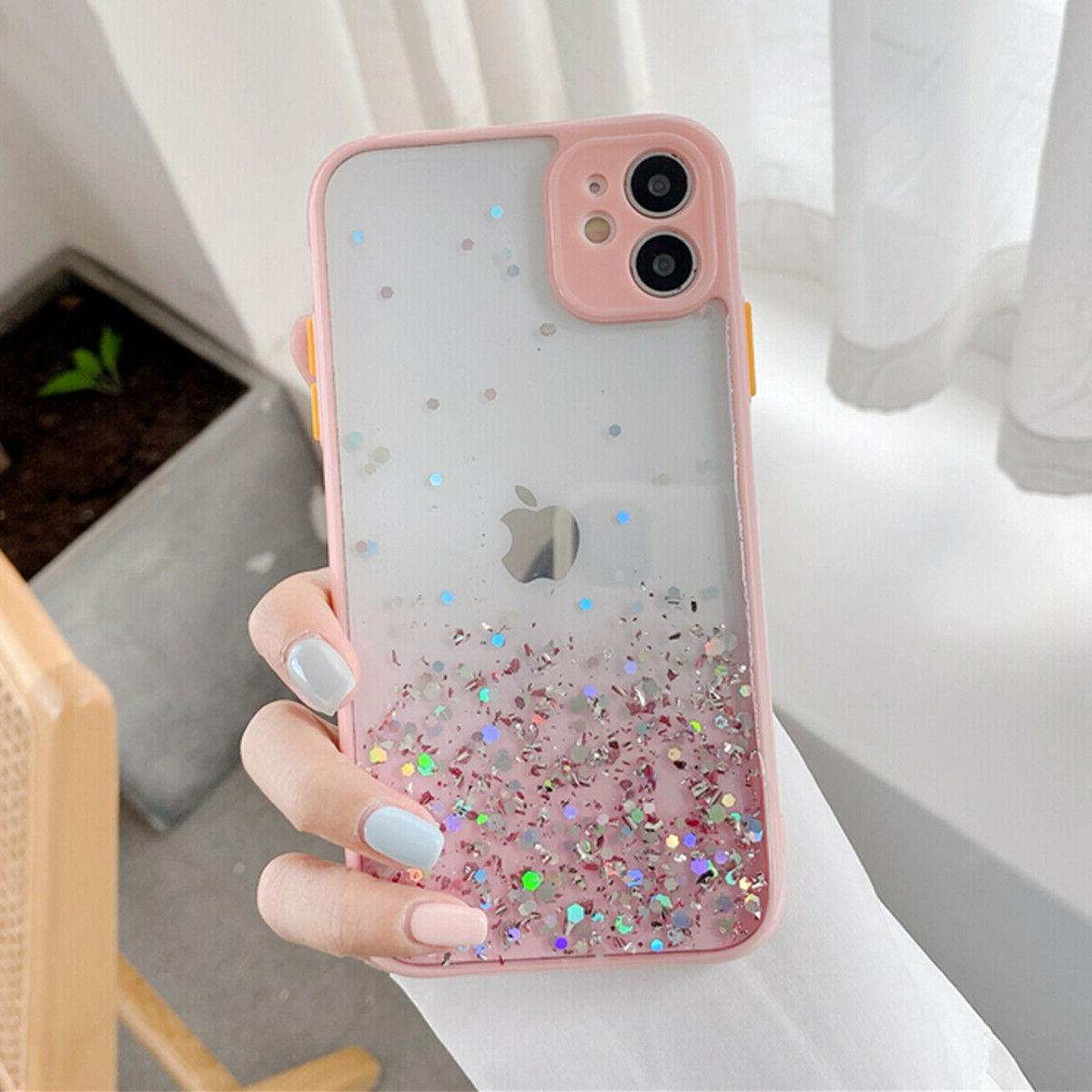 Bling Phone Cover iPhone 7 Plus XR