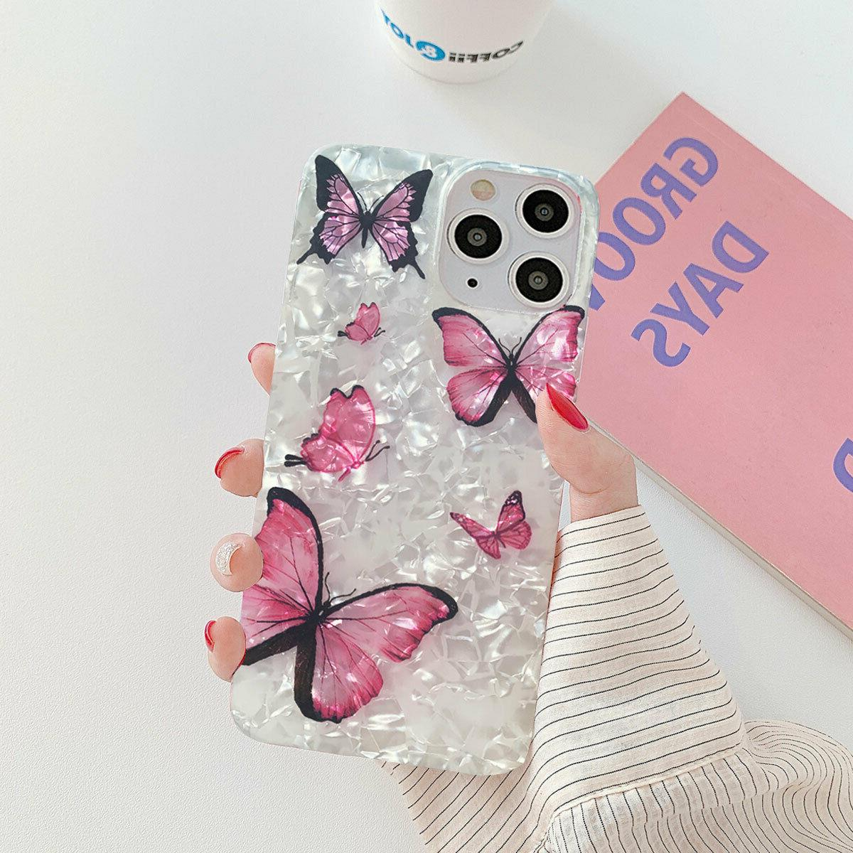 Bling Case Girls Phone iPhone 12 Pro 11 7 XS Max