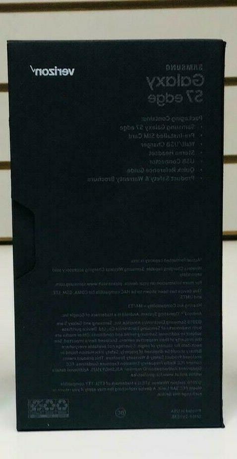 Brand NEW Samsung S7 edge 32GB Silver Titanium