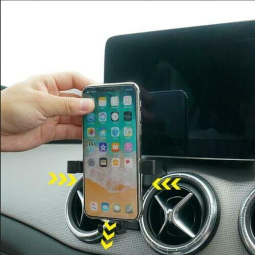 Car Accessories Cell Holder Mercedes Benz GLA