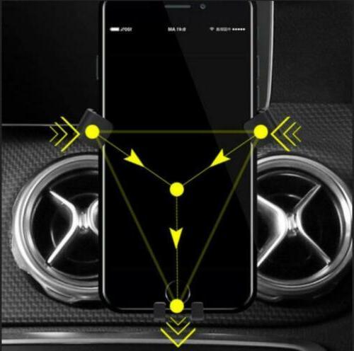 Car Cell Phone Holder Mercedes GLA CLA