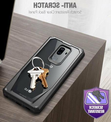 Case LG ThinQ Bumper Cover Black
