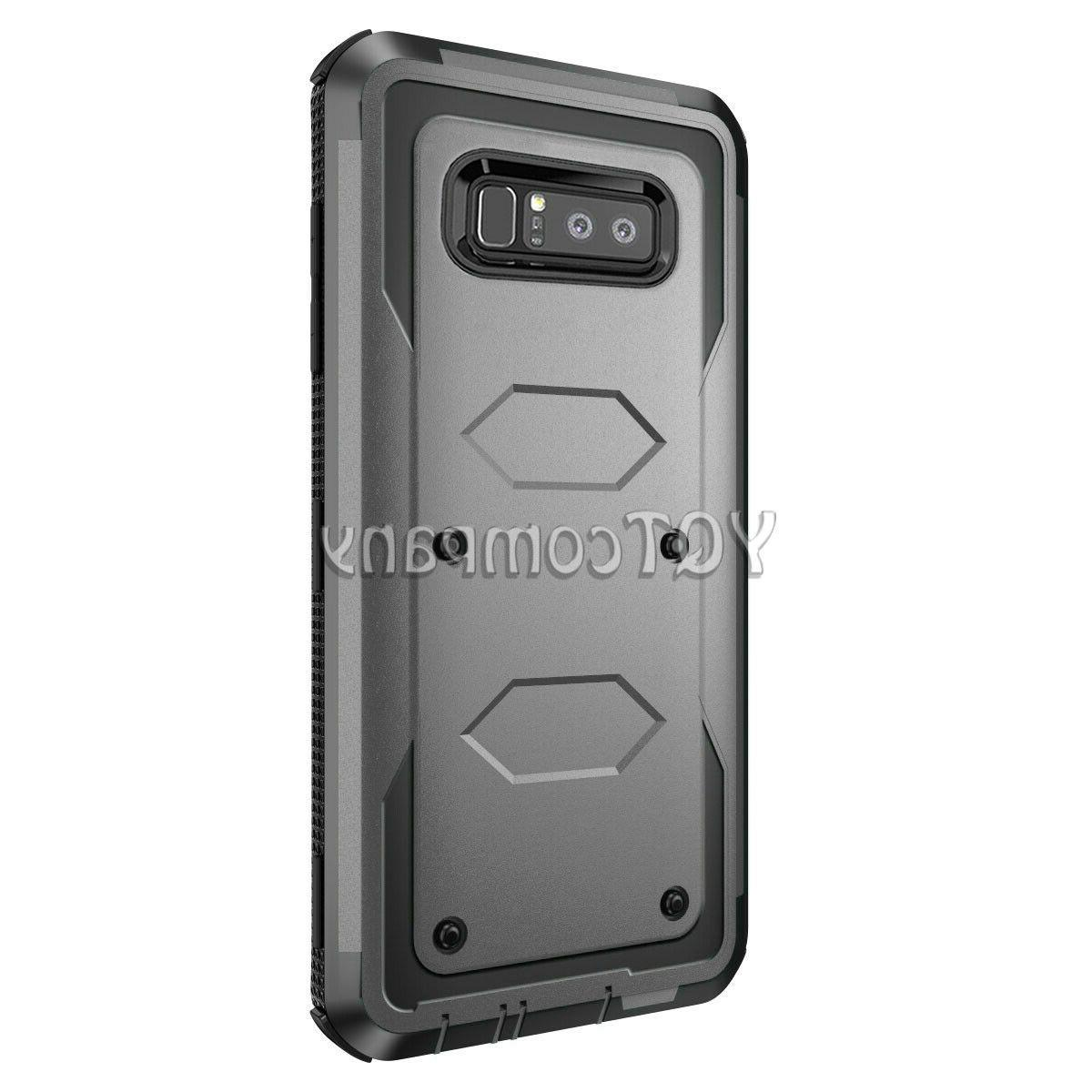 Case For Samsung Note 8 Hybrid Rugged Phone Heavy Cover