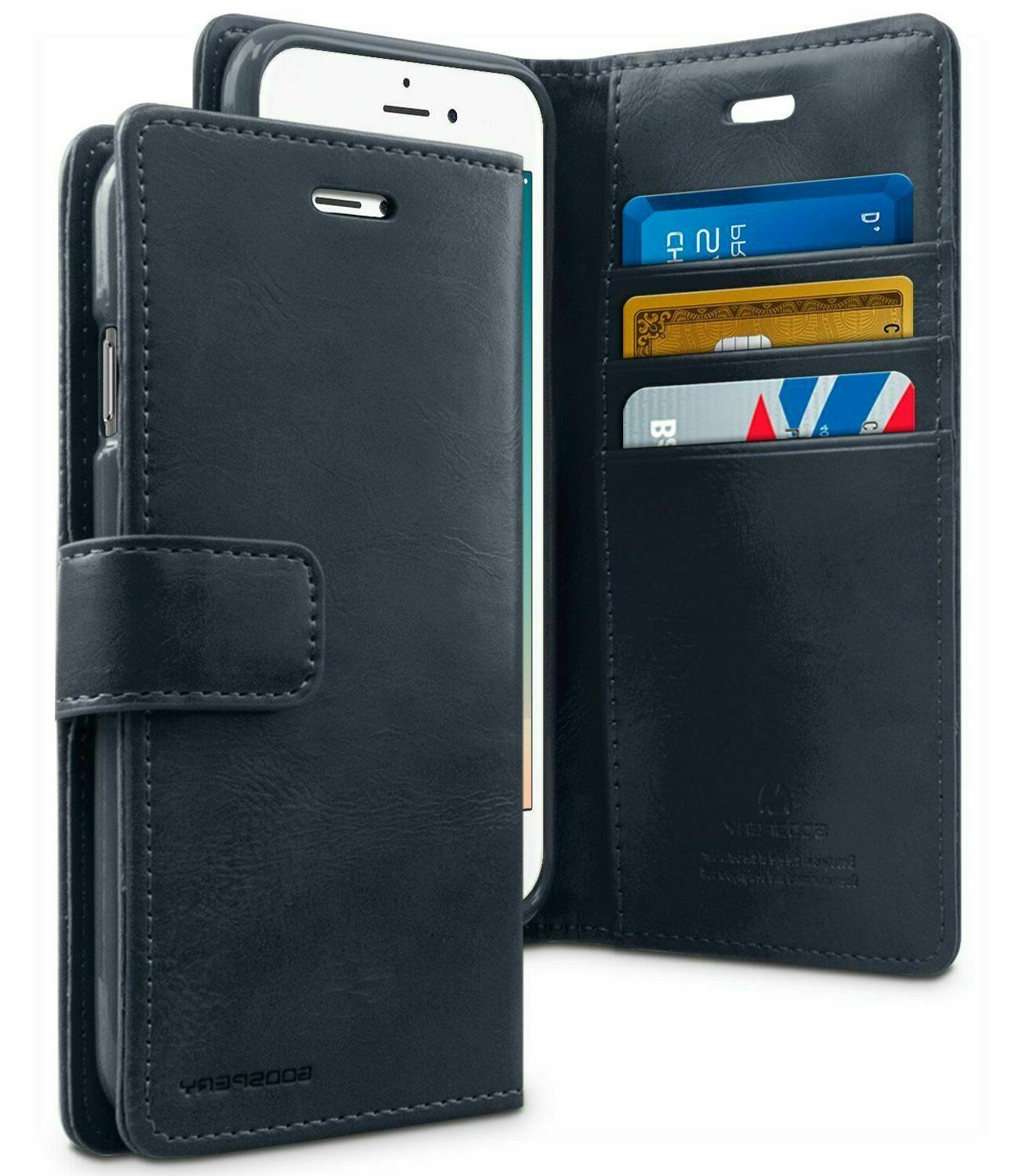 Goospery Leather Wallet Cover Case For iPhone 11 11Pro Max