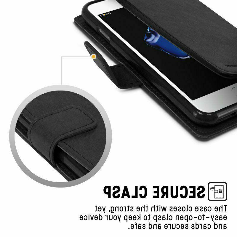 Goospery Wallet Cover Case For iPhone 11 Max