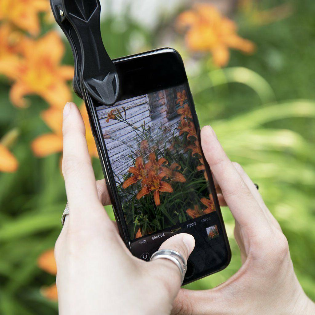Cell Phone Camera Kit: 10 in 1 for or