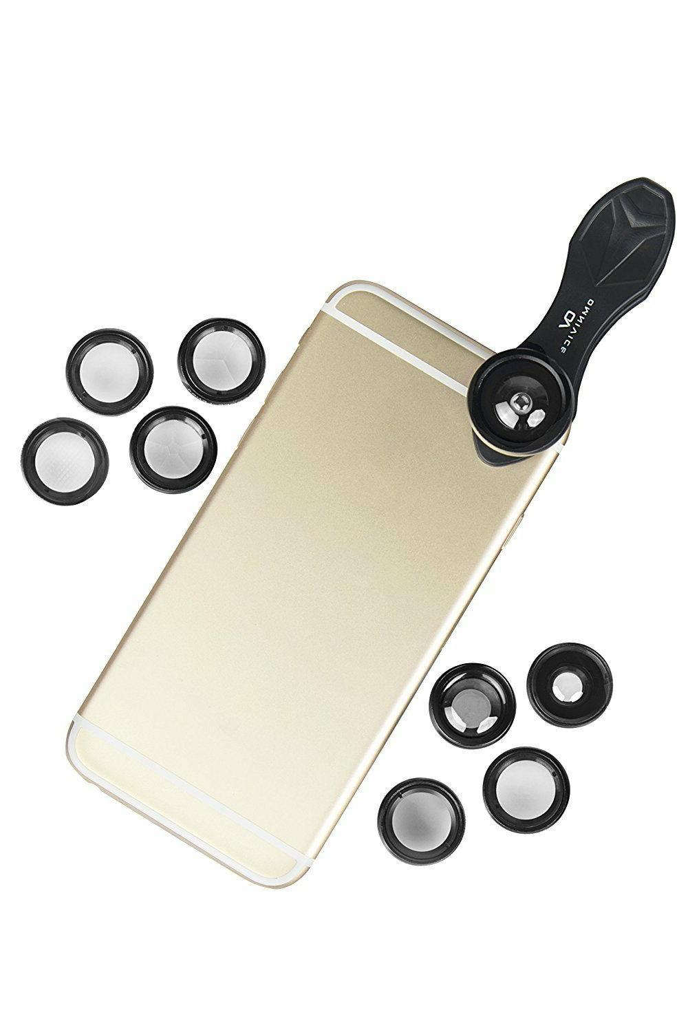 Cell Phone Kit: Clip Attachment for