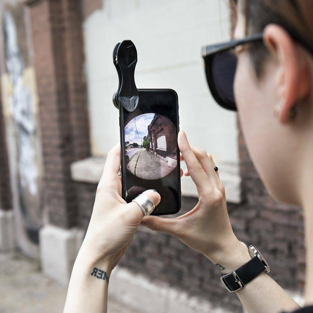 Cell Phone Camera Kit: 10 1 for iPhone or Andr