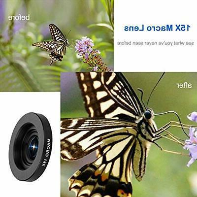 Cell Camera Kit, YACYA Macro (Attached 2