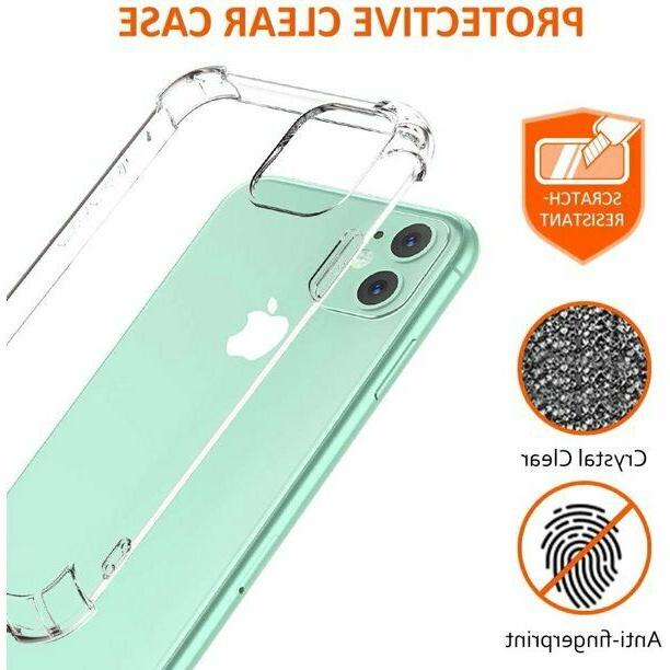 Cell Phone Apple Max, Absorption Technology Bumper