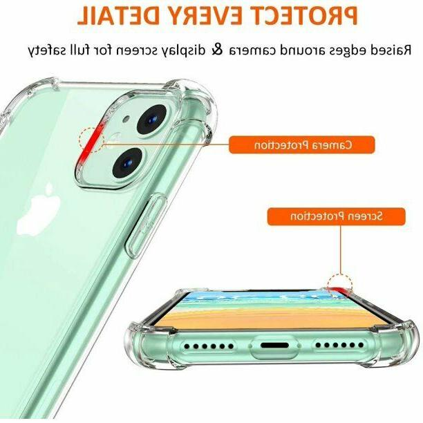 Cell Case For Apple Max, Absorption Technology
