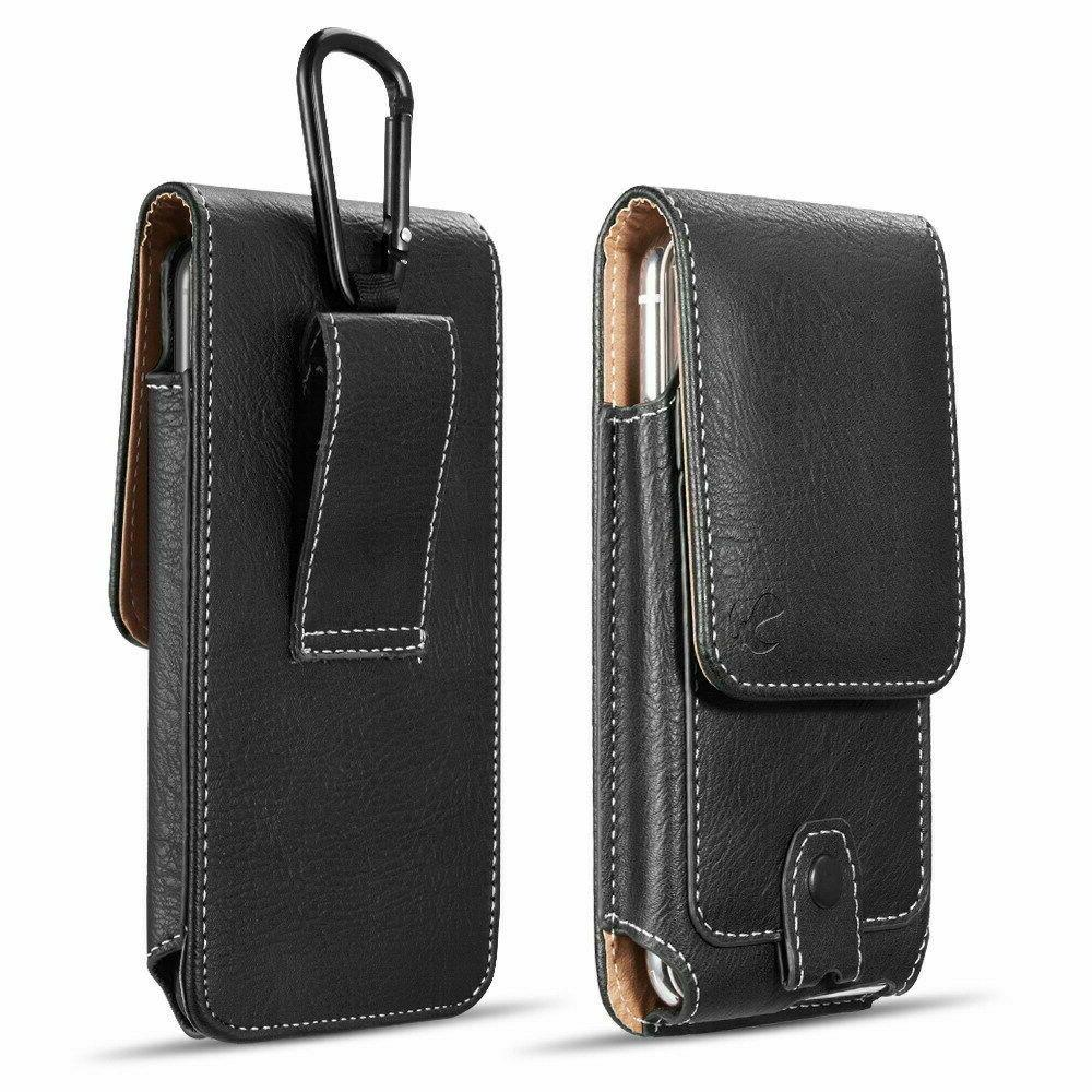 Pouch w/ Loop Metal Clip Large