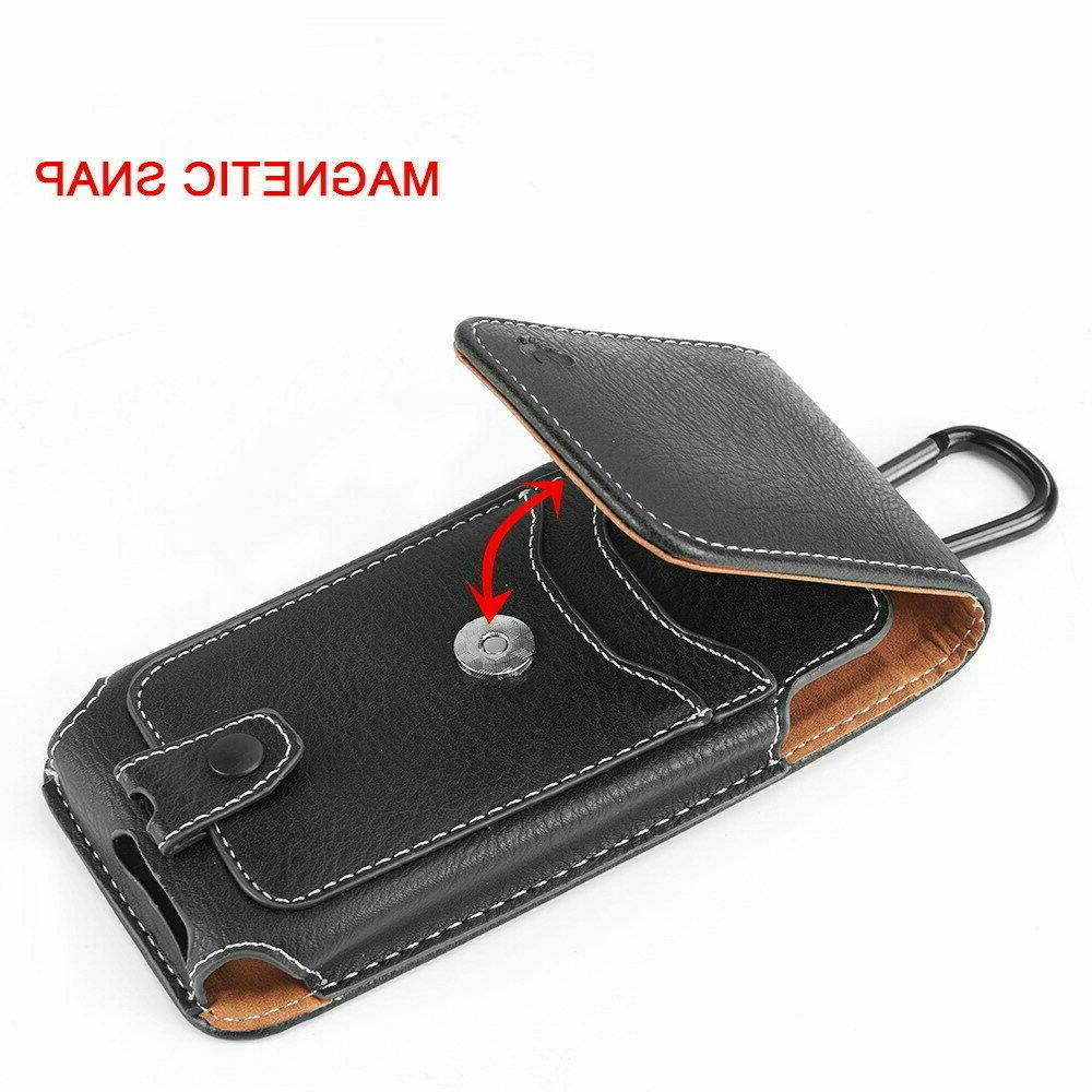 Universal Cell Phone Pouch w/ Loop Clip for