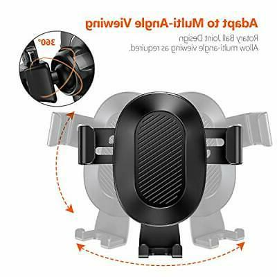 TORRAS Cell Phone for Auto-Clamping Air Vent Mount Holder